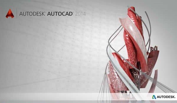 AutoCAD 2014 русский с ключем